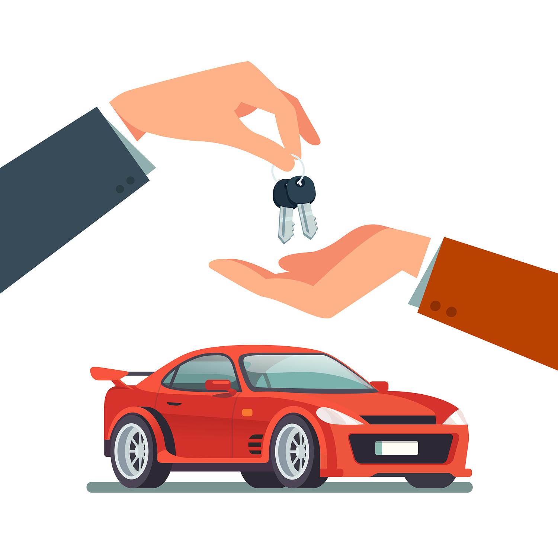 Bilen er solgt – har alligevel fået en parkeringsbøde